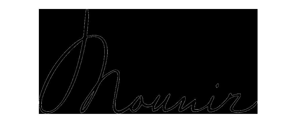 Kapsalon Vanja - Mounir - Logo - Zwart