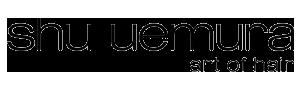 Shu Uemura - Kapsalon Vanja - Logo - Zwart